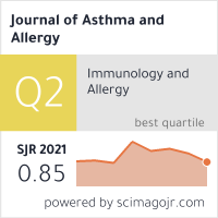 Journal of Asthma and Allergy - Dove Press Open Access Publisher