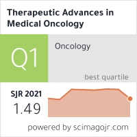 Therapeutic Advances in Medical Oncology