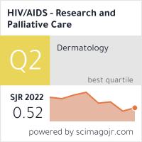 HIV/AIDS - Research and Palliative Care - Dove Press