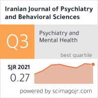 Iranian Journal of Psychiatry and Behavioral Sciences
