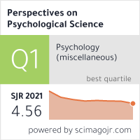 Perspectives on Psychological Science