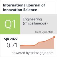 International Journal Of Innovation Science
