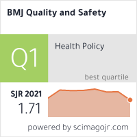 BMJ Quality and Safety