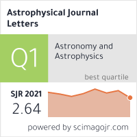 Astrophysical Journal Letters