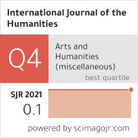 International Journal of the Humanities