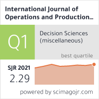 International Journal of Operations and Production Management