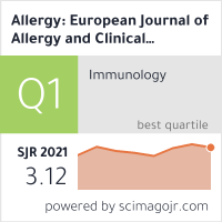 Allergy: European Journal of Allergy and Clinical Immunology