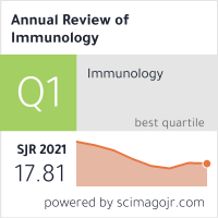 Annual Review of Immunology