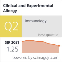 Clinical and Experimental Allergy