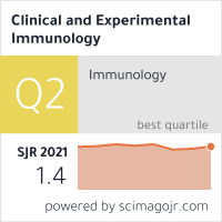 Clinical and Experimental Immunology
