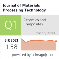 Journal of Materials Processing Technology