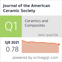 Journal of the American Ceramic Society