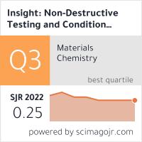 Insight: Non-destructive Testing and Condition Monitoring