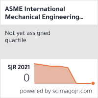 ASME International Mechanical Engineering Congress and