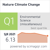 Author Guidelines For Nature Climate Change