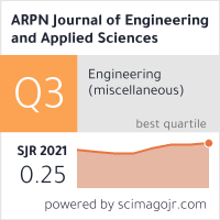 ARPN :: Journal of Engineering and Applied Sciences (JEAS