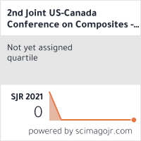 2nd Joint US-Canada Conference on Composites - American Society for