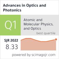 Advances in Optics and Photonics