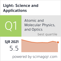 Light: Science and Applications