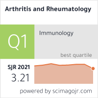 Arthritis and Rheumatology