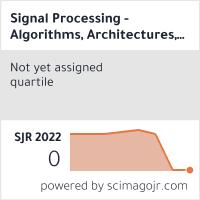 Signal Processing - Algorithms, Architectures, Arrangements, and
