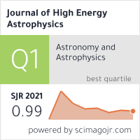 Journal of High Energy Astrophysics