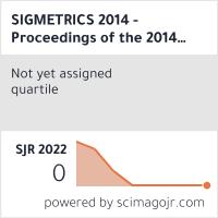 SIGMETRICS 2014 - Proceedings of the 2014 ACM SIGMETRICS