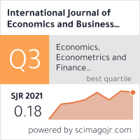 International Journal Of Economics And Business Research