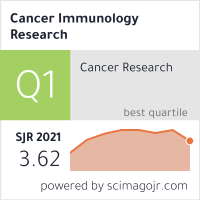 Cancer immunology research
