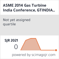 ASME 2014 Gas Turbine India Conference, GTINDIA 2014