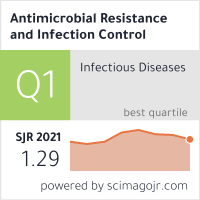 Antimicrobial Resistance and Infection Control