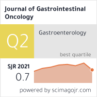 Journal of Gastrointestinal Oncology