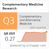 Complementary Medicine Research