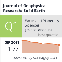 Journal of Geophysical Research: Solid Earth