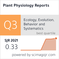 Plant Physiology Reports