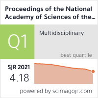 PNAS: Proceedings of the National Academy of Sciences of the United States