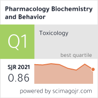 Pharmacology Biochemistry and Behavior