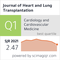 Journal of Heart and Lung Transplantation