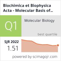 Biochimica et Biophysica Acta - Molecular Basis of Disease