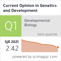 Current Opinion in Genetics and Development