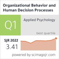 Organizational Behavior and Human Decision Processes