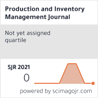 Production and Inventory Management Journal