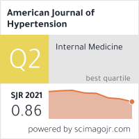 American Journal of Hypertension