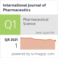 International Journal of Pharmaceutics