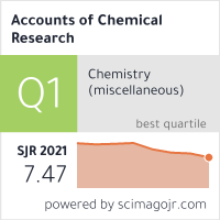 Accounts of Chemical Research