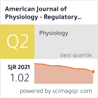 American Journal of Physiology - Regulatory Integrative and Comparative Physiology