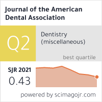 Journal of the American Dental Association