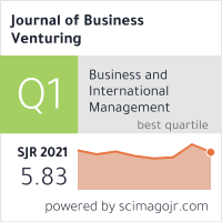 Journal of Business Venturing
