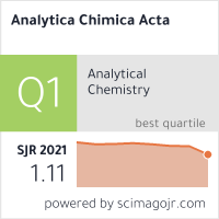 Analytica Chimica Acta