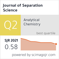 Journal of separation science